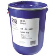 LM 50 Litho HT (5л) — Высокотемпературная смазка для ступиц подшипников