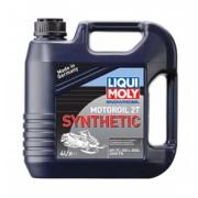 Snowmobil Motoroil 2T Synthetic (4л) — Синтетическое моторное масло для снегоходов