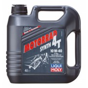 Motorbike 4T 10W-40 Street (4л) — НС-синтетическое моторное масло для 4-тактных мотоциклов