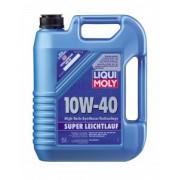 Super Leichtlauf 10W-40 (5л) — НС-синтетическое моторное масло