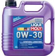 Synthoil Longtime 0W-30 (4л) — Синтетическое моторное масло