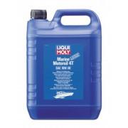 Marine Motoroil 4T 10W-40 (5л) — Полусинтетическое моторное масло для лодок