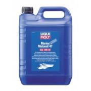 Marine Motoroil 4T 15W-40 (5л) — Минеральное моторное масло для лодок