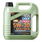 Molygen New Generation 5W-30 (4л) — НС-синтетическое моторное масло